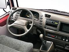 2018 mitsubishi rosa. fine 2018 the rosau0027s cockpit was designed to enable the driver operate vehicle  reliably comfortably and safely ergonomic principles have been applied  and 2018 mitsubishi rosa