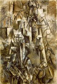 cubism creation myths art perception recently