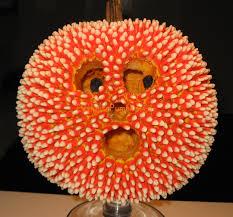 candy corn pumpkin carving.  Pumpkin 3 Bags Of Candy Corn Later With Candy Corn Pumpkin Carving U