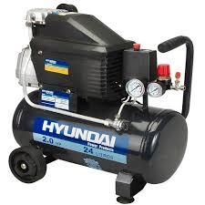 compresor de aire para pintar. compresor de aire hyundai hyc24d inflar + kit para pintar mercado libre argentina