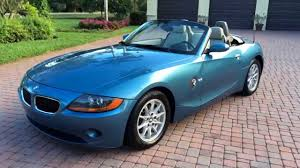 SOLD - 2004 BMW Z4 2.5i Convertible for sale by Autohaus of Naples ...