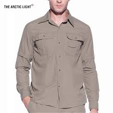 <b>THE ARCTIC LIGHT Men</b> Summer Quick Dry Hiking Shirt ...