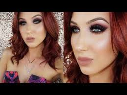 by jaclyn hill purple smokey cat eye fall makeup tutorial you check into the morphe brushes used
