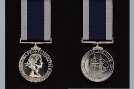 royal navy long service and good conduct medal