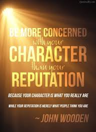 Quotes About Character Character Quotes Sayings Pictures and Images 45