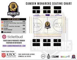 Monarchs Vs New York Elite Kings Buy Tickets In Camden