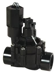 automatic sprinkler valve. Interesting Valve Rain Bird CPF100 InLine Automatic Sprinkler Valve With Flow Control  1u0026quot Threaded Inside S