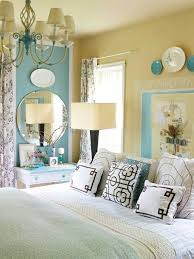 blue and yellow bedroom ideas photo - 7