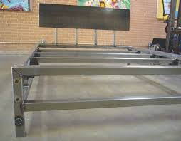 making bedroom furniture. Check Out This Metal Bed Rom Weld House! It Even Has An Angled Headboard. That\u0027s I\u0027m Making Myself A New Bed! Bedroom Furniture I