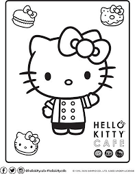 Today, there are two hello kitty cafe trucks bringing smiles and treats to fans and friends across the us! Hello Kitty Cafe Explore Tumblr Posts And Blogs Tumgir