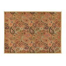 3x5 entry rug Round Entry Rug Jackson Paisley Scatter Rug In 3x5 Better Homes And Gardens Entry Rug Jackson Paisley Scatter Rug In 3x5 Maple Grove 84th