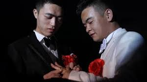 Gay men in china