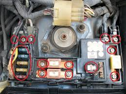 honda accord why won't battery charge honda tech 2005 honda accord under hood fuse box diagram at Blown Fuse Box Honda Accord 2005