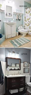 Before And After  Awesome Bathroom Makeovers Hative - Bathroom remodel before and after pictures