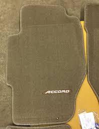 Amazing Genuine OEM Honda Accord 4dr Sedan Beige Tan Carpet Floor
