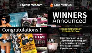 nightclub flyers winners announced 72 photoshop psd nightclub flyer templates from