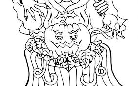 Small Picture Printable Scary Halloween Coloring Pages Printable Ghost