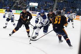 Barrie Colts Arena Seating Chart Photos Wolves Battle Through Crossfire To Claim Victory