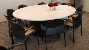72 round conference table