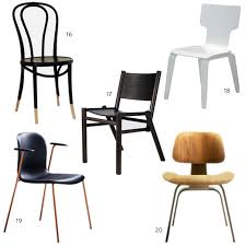 Small Picture 20 Great Dining Chairs The Design Files Australias most