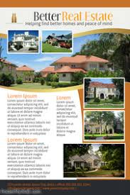 real estate flyer templates customize free real estate flyers postermywall