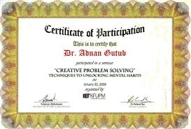 Certificate Of Appreciation Templates Professional Samples