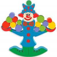 """«Мир <b>деревянных игрушек</b> Весы """"<b>Клоун</b>""""» — Детские товары ..."""