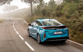 First Drive Review: 2017 Toyota Prius Plug-in