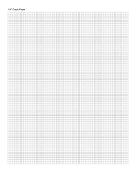 free graph paper template 01