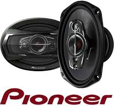 speakers car. pioneer 6x9\ speakers car p