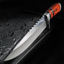 XUAN FENG <b>Survival</b> Straight Knife <b>Field Survival</b> Saber Outdoor ...