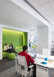 green office interior. Mashable_1.18_GreenCollaboration_OS #collabortive #meeting #green Green Office Interior