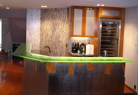 glass bar top led lit fusion glass bar top glass top bar table uk