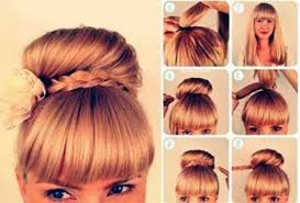 cool easy hairstyles for short hair in that haircut the hair length is too short from