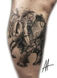 слон тату на ноге у парня добавлено алёна миронова