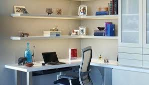 office wall desk. wall shelves office furniture home corner desk