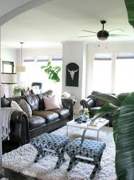 decorating brown leather couches. Accessories: Adorable Furniture Living Room Decor Brown Leather Sofa Decorating Tan Couch Color Also Ideas Couches O