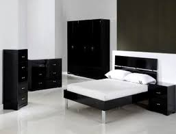 black and white modern furniture. Black And White Modern Bedroom Furniture