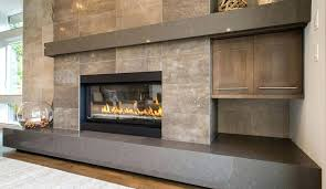 gas fireplace glass cleaner most magnificent stone tile surround tiles canadian tire