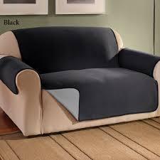 black furniture covers. fleece reversible pet sofa cover black furniture covers k