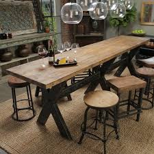classic home furniture reclaimed wood. Classic Home AuroraGathering Table Furniture Reclaimed Wood Fashion