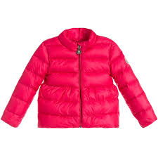Moncler Down Jacket Baby