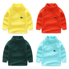 <b>2018 New Bee embroidery</b> candy color sweater baby boys girls long ...