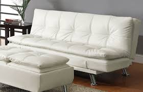 White Leather Living Room Furniture Decorating With White Leather Couches