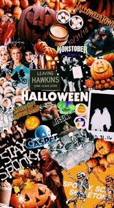 Halloween Collage Wallpapers - Top Free ...