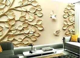 3d wall art large wall art wall decals as well as mural large wall paper leaves 3d wall art  on large 3d flower wall art with 3d wall art 3d flower wall art diy nicoleiesperida me