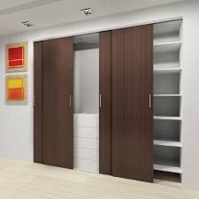 Unique Sliding Closet Doors Closet Door Ideas For Bedrooms Enkordis