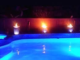 swimming pool lighting ideas. Wonderful Led Pool Light Lighting Ideas Outdoor Area Deck Perfect Above  Ground Swimming U