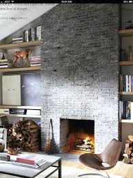how to stain a brick fireplace inside and million ranch black brick paint stain brick fireplace