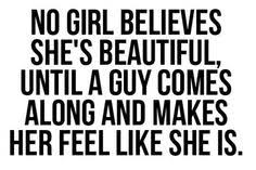 Make Me Feel Beautiful Quotes Best of Girls Have A Habit Of Holding On For Too Long Guys Have A Habit Of